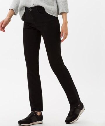 BRAX Jeans 'Mary' in Schwarz