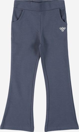 Hummel Športové nohavice 'EMMA' - modrosivá / sivá / biela, Produkt