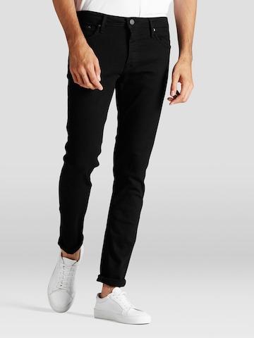 JACK & JONES Jeans 'Glenn Felix' in Schwarz