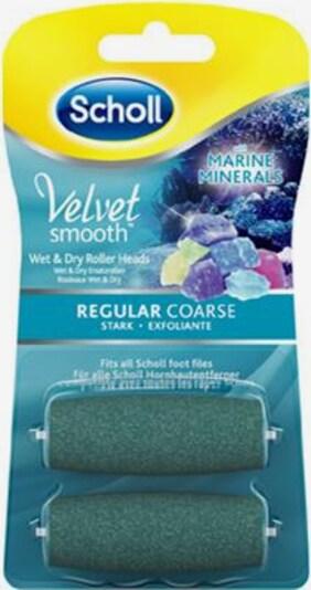 SCHOLL Ersatzrollen 'Velvet Smooth Wet & Dry' in grün, Produktansicht
