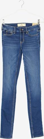 HOLLISTER Jeans in 24 in Blue