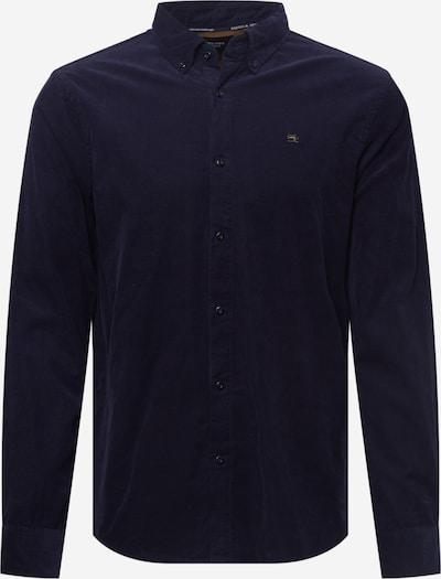 SCOTCH & SODA Hemd in nachtblau, Produktansicht