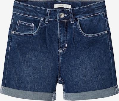 NAME IT Jeansshorts in blue denim, Produktansicht