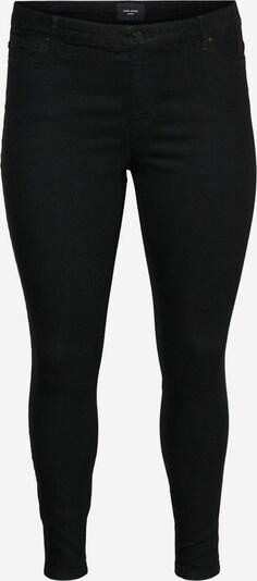 Vero Moda Curve Jeggings in de kleur Zwart, Productweergave