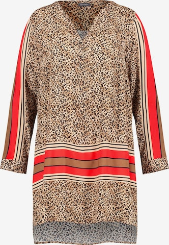SAMOON Blouse in Brown