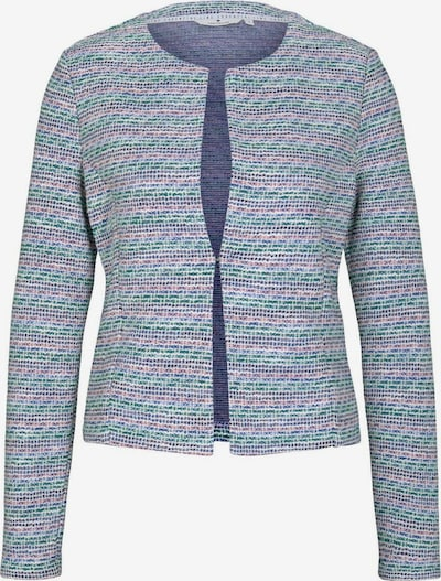 TOM TAILOR Blazers in de kleur Blauw / Grijs / Rosa, Productweergave