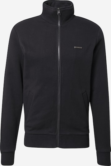 Hanorac 'TRAYNE' Ragwear pe negru, Vizualizare produs