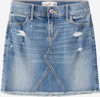 Sijonas iš Abercrombie & Fitch , spalva - tamsiai (džinso) mėlyna, Prekių apžvalga