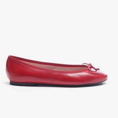 PRETTY BALLERINAS Halbschuhe in 36,5 in rot, Produktansicht