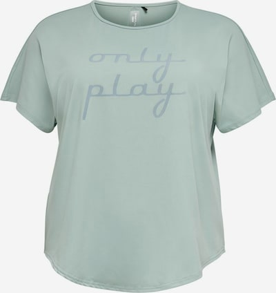 Only Play Curvy Performance Shirt 'Fudie' in Opal / Silver, Item view