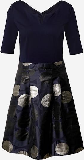 Esprit Collection Robe en bleu marine / noir / argent, Vue avec produit