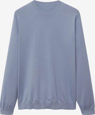 MANGO MAN Sweater 'Ten' in Smoke blue, Item view