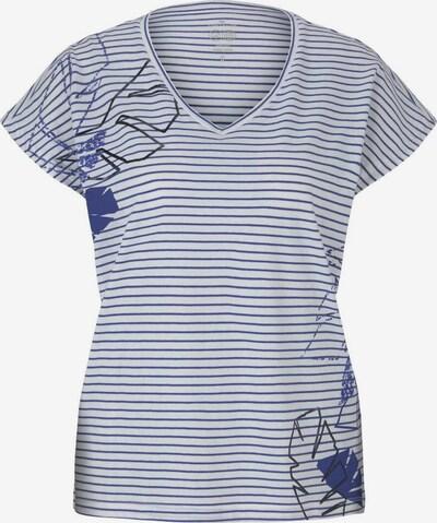 TOM TAILOR Majica u plava / prljavo bijela, Pregled proizvoda