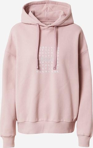 NU-IN Sweatshirt i rosa