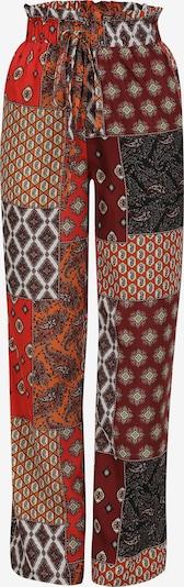 usha FESTIVAL Hose in mischfarben / rot, Produktansicht