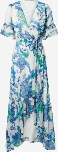 Rochie 'THE CATALINA' Hope & Ivy pe albastru noapte / albastru regal / verde jad / alb, Vizualizare produs