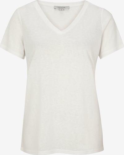Ci comma casual identity T-Shirt in elfenbein, Produktansicht