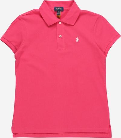 POLO RALPH LAUREN Shirt in de kleur Pink / Wit, Productweergave