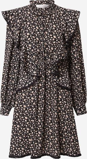 Sofie Schnoor Kleid in khaki / altrosa / schwarz / weiß, Produktansicht