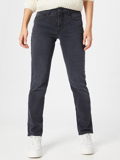 MAC Jeans 'Angela' in black denim, Modelansicht