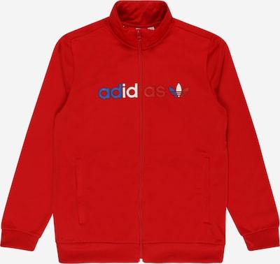 ADIDAS ORIGINALS Tussenjas in de kleur Blauw / Rood, Productweergave