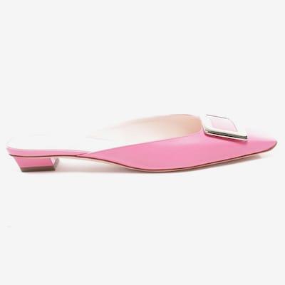 Roger Vivier Halbschuhe in 41 in pink, Produktansicht