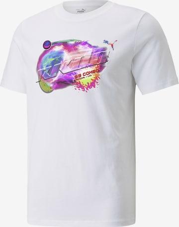 PUMA T-Shirt 'RKDO' in Weiß