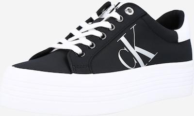 Calvin Klein Zemie brīvā laika apavi melns / balts, Preces skats