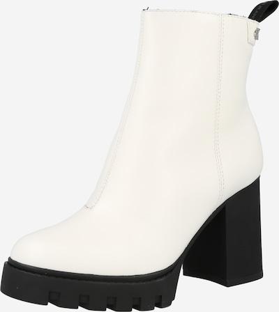 Calvin Klein Jeans Gležnarji | bela barva, Prikaz izdelka
