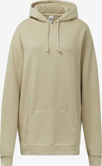 Reebok Classic Sweatshirt in camel, Produktansicht