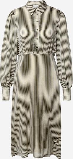 VILA Košilové šaty - zelená / bílá, Produkt