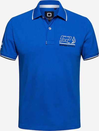 CODE-ZERO Shirt in de kleur Blauw / Azuur / Hemelsblauw: Vooraanzicht