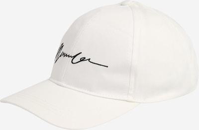 Șapcă Mennace pe negru / alb, Vizualizare produs