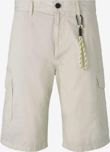 Pantaloni cu buzunare TOM TAILOR DENIM pe bej, Vizualizare produs