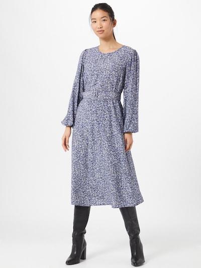 PIECES Kleid 'Dora' in blau, Modelansicht