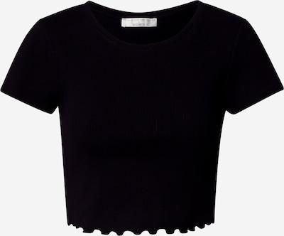 Tricou 'Cami' Guido Maria Kretschmer Collection pe negru, Vizualizare produs