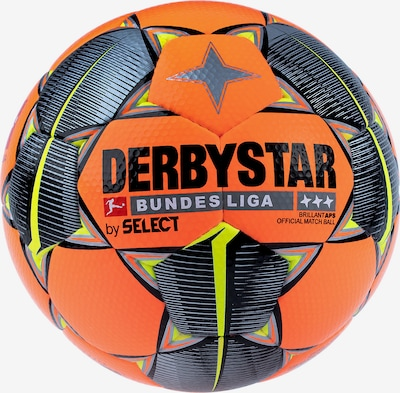 DERBYSTAR Ball in orange, Produktansicht