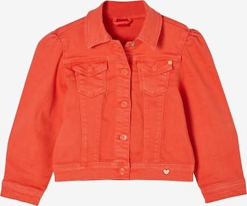 Veste mi-saison s.Oliver en orange