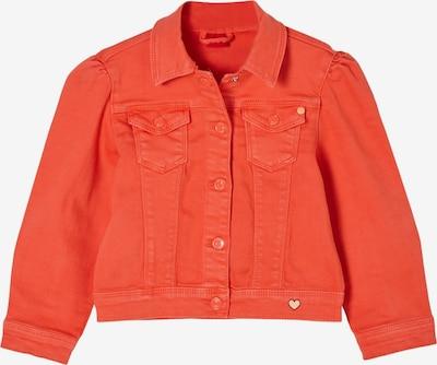 s.Oliver Jacke in orange, Produktansicht