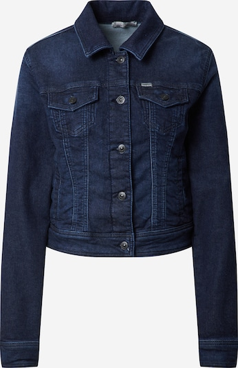 LTB Jeansjacke 'Destin' in dunkelblau, Produktansicht