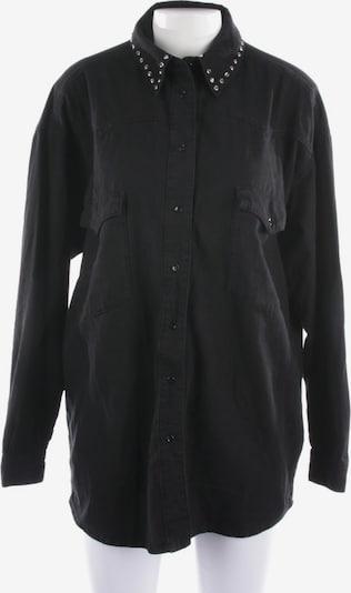 Victoria Beckham Jeanshemd in S in schwarz, Produktansicht