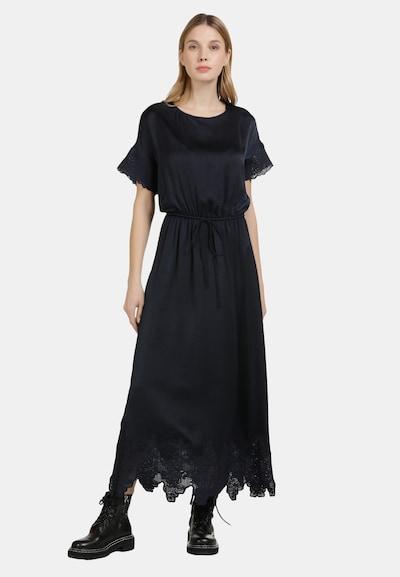 DreiMaster Vintage Kleid in marine, Modelansicht