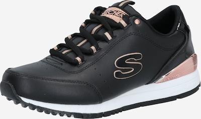 Sneaker bassa 'Sunlite' SKECHERS di colore oro rosé / nero, Visualizzazione prodotti