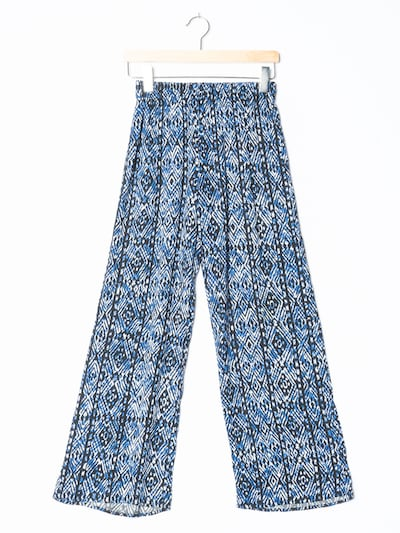 Ambiance Palazzo Hose in XS/29 in blau, Produktansicht