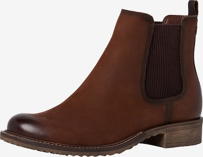 TAMARIS Chelsea Boots en marron, Vue avec produit