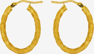 FIRETTI Ohrringe in gold, Produktansicht