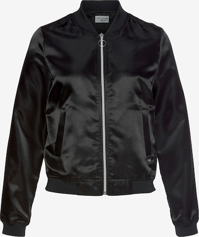 Tom Tailor Polo Team Übergangsjacke in schwarz, Produktansicht