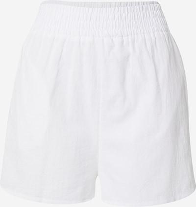 In The Style Pantalon 'SYD' en blanc, Vue avec produit