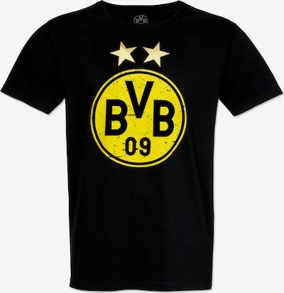 Borussia Dortmund T-Shirt in gelb / schwarz, Produktansicht
