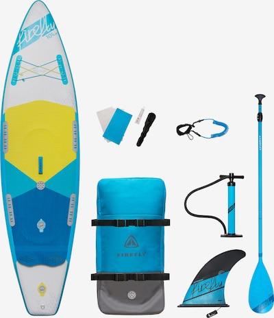 FIREFLY SUP-Board Set 'iSUP 500 II' in blau / gelb / schwarz / weiß, Produktansicht